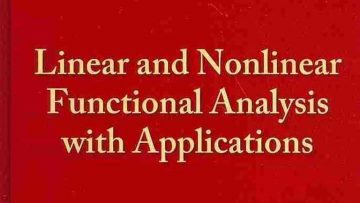 Linear and Nonlinear Functional Analysis