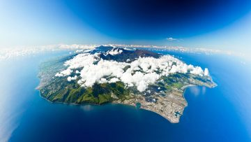 Reunion-island