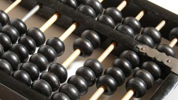 From Abacus to Zero – The Etymology of the Language of Mathematics