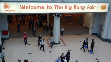welcome to the big bang fair