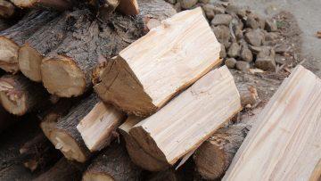 split-wood