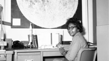 Jeanette A. Scissum, Scientist and Mathematician at Marshall