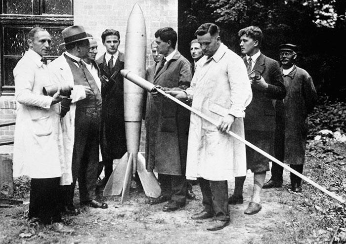 German-spaceflight-society-members