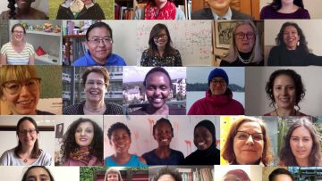 women mathematicians for womens day 2018